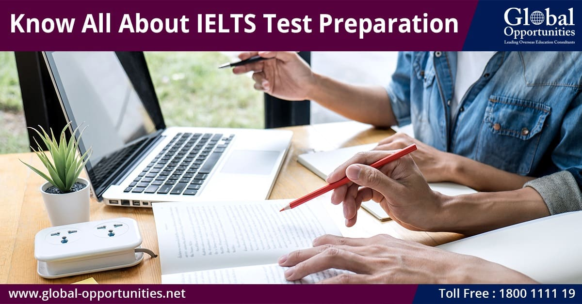 Know All About IELTS Test Preparation