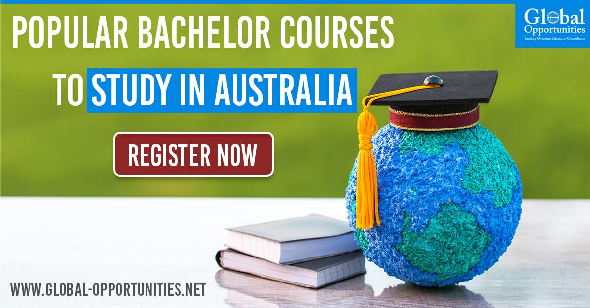 Popular Bachelor Courses to Study in Australia