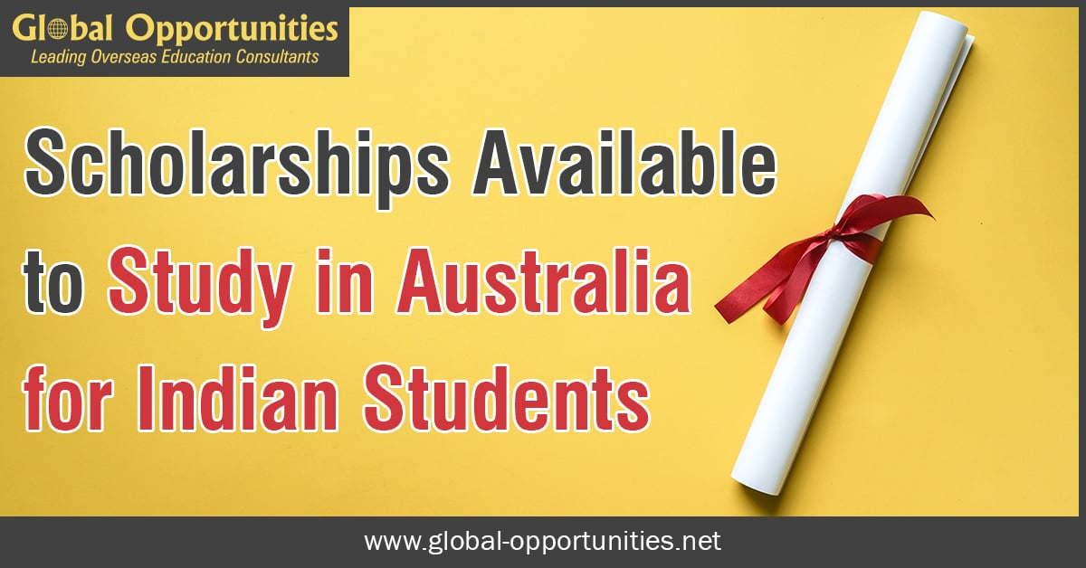 Scholarships to Study in Australia for Indian Students