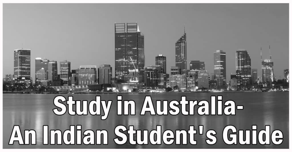 Study in Australia- an Indian Student's Guide